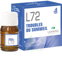Lehning L72 Solution Buvable En Gouttes 1fl/30ml à CHAMPAGNOLE