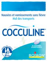 Boiron Cocculine Comprimés orodispersibles B/40 à CHAMPAGNOLE