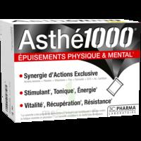 Asthe 1000 Poudre à Diluer épuisements Physique & Mental 10 Sachets à CHAMPAGNOLE